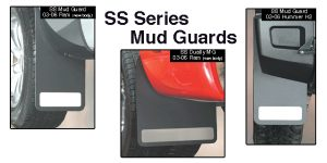 SS series mud guards